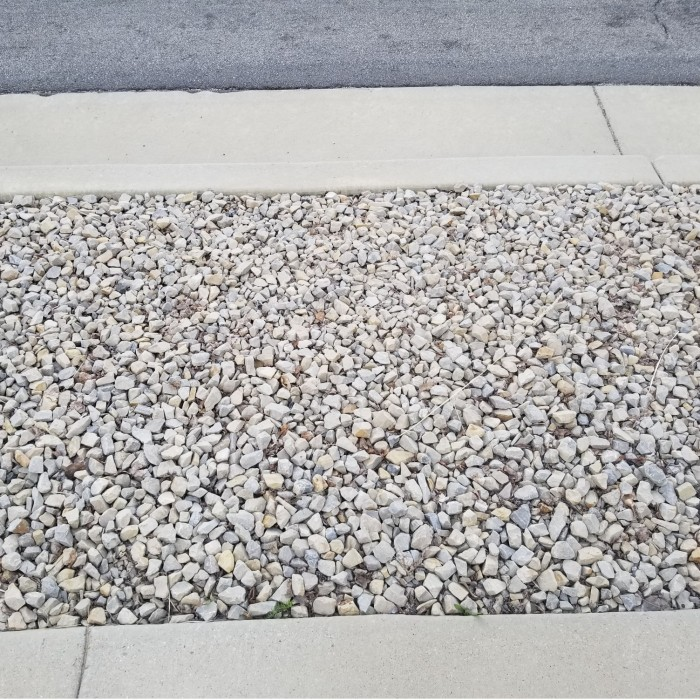 "1 1/2"" Salt Lake Gravel"