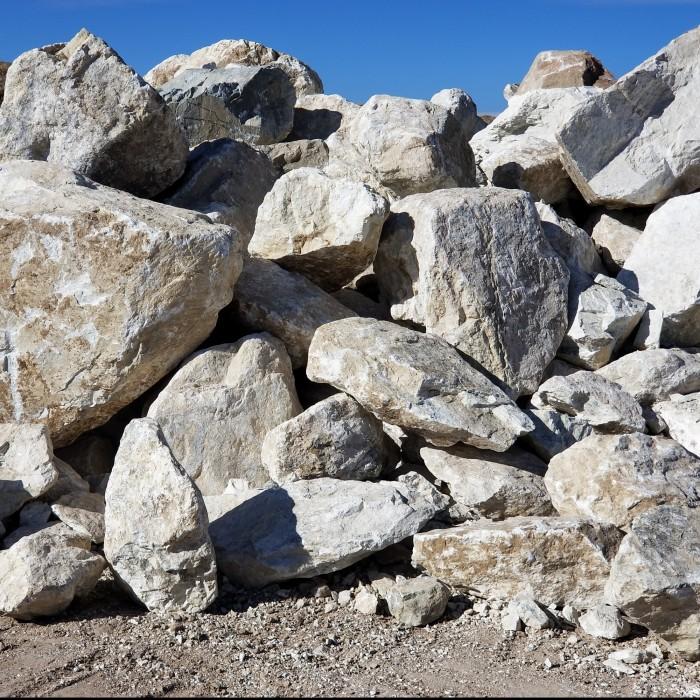 Glacier Boulders