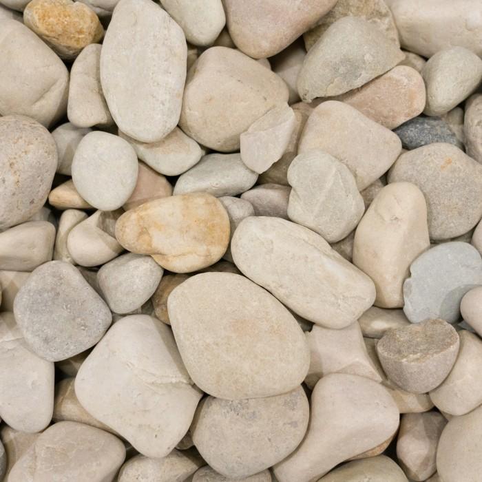 """1-2"""" Lakeside River Rock"""