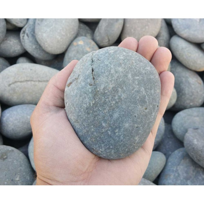 """3-6"""" Mexican Beach Cobble"""