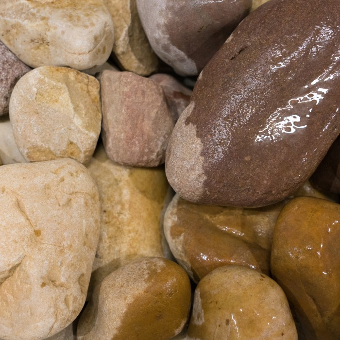 "2-4"" Uinta River Rock"