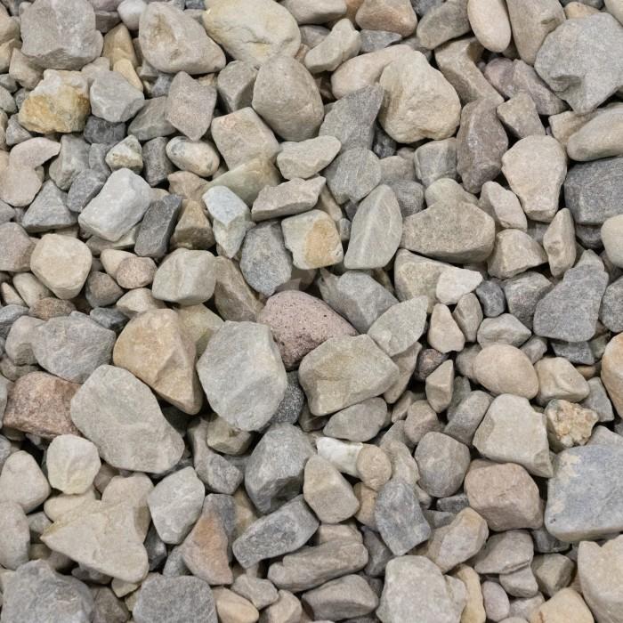 "3/4"" Salt Lake Gravel"