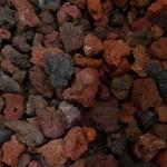 """1-3"""" Mezzo Lava Rock"""