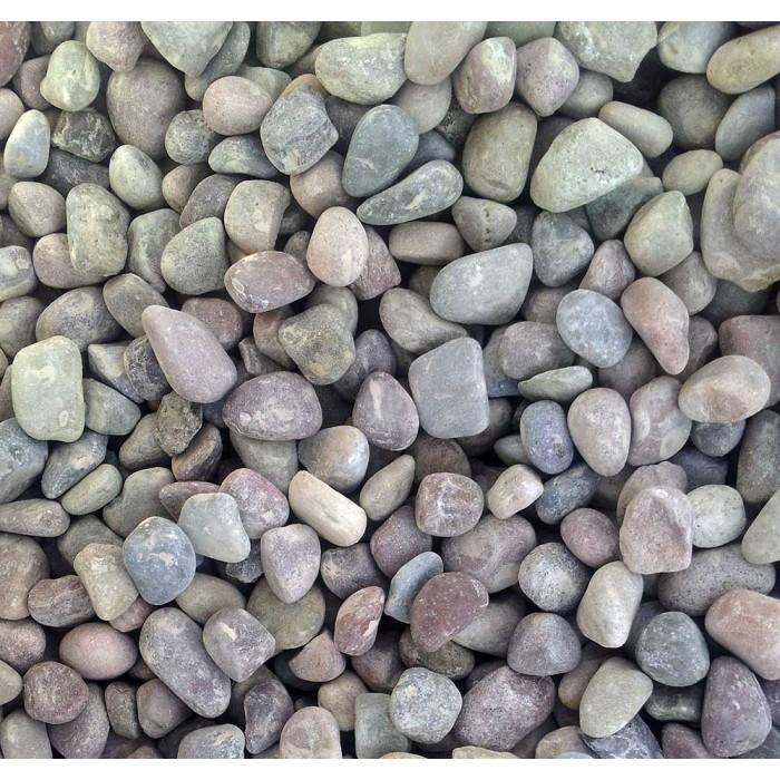 "3/4"" Rainbow Pebbles"