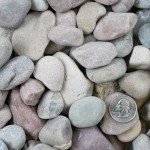 "1 1/2"" Rainbow Pebbles"