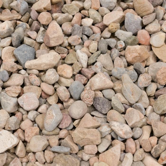 "3/4"" South Town Pebbles"