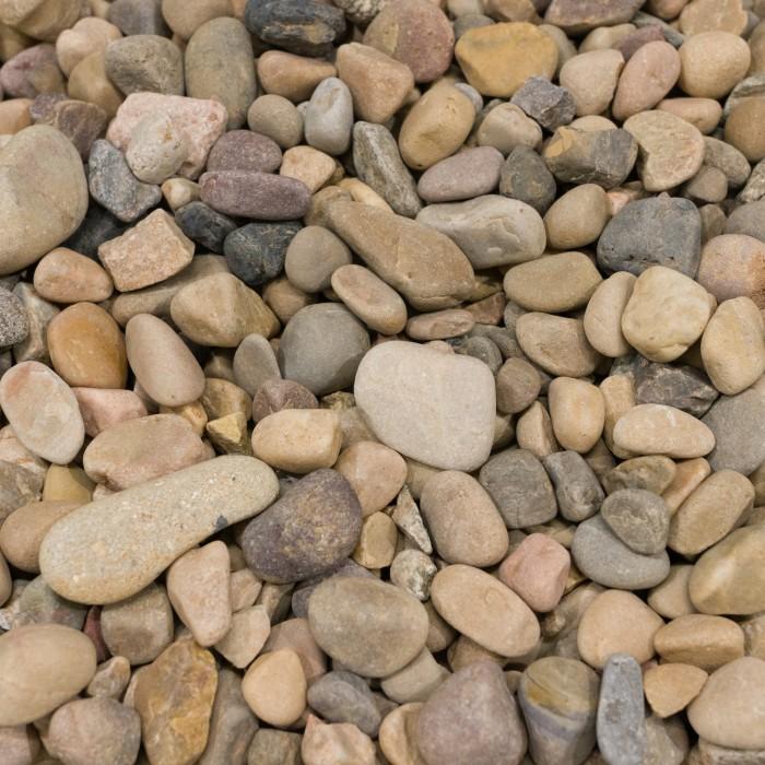 "1/2"" - 1"" Uinta River Rock"